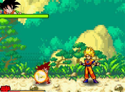 Juegos De Goku De Pelea Para twitter | Descargar Imagenes ...