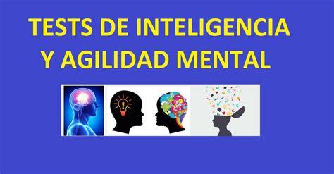 Juegos de Inteligencia Gratis y Test Mentales