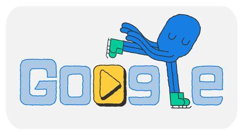 Juegos de Invierno de Doodle, día 16 ️ | Doodle Google ...