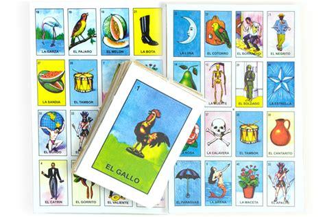 Juegos de mesa loteria - Imagui