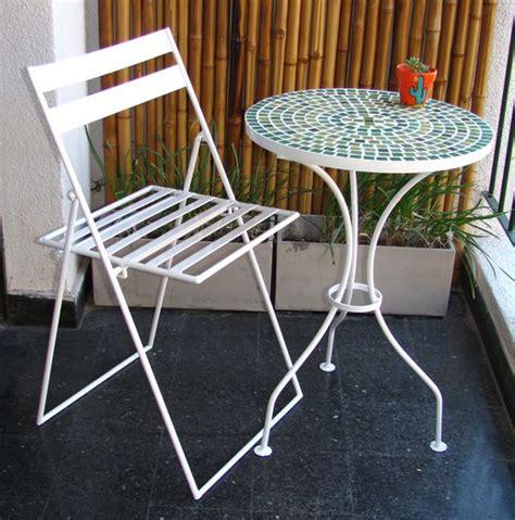 juegos de mesa y sillas para balcon y/o jardin   Mesas con ...