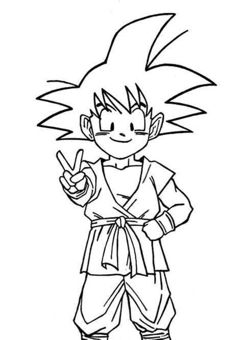 Juegos De Pintar A Goku. Interesting Son Goku. Gallery Of ...