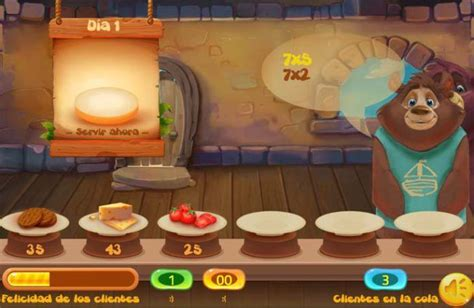 Juegos de Tablas de Multiplicar para aprenderlas y repasarlas