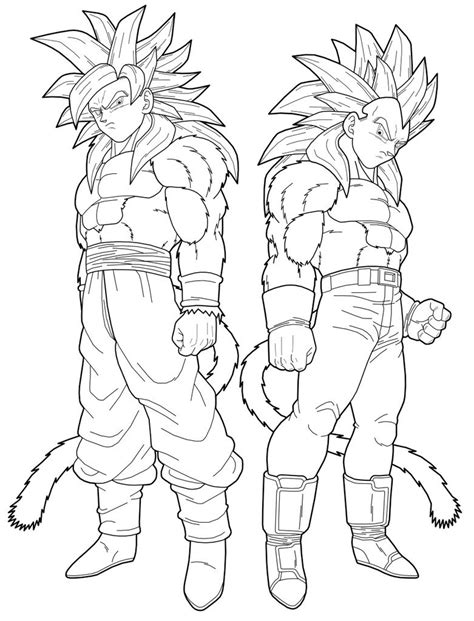 Juegos Dibujos Para Colorear Dragon Ball Z | Dibujos para ...