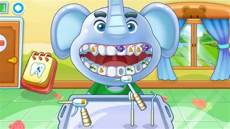 Juegos Gratis.Dentista de Animales.Videos Infantiles   YouTube
