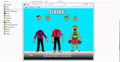 JUEGOS INFANTILES EDUCATIVOS PARA DESCARGAR |JUEGOS ...