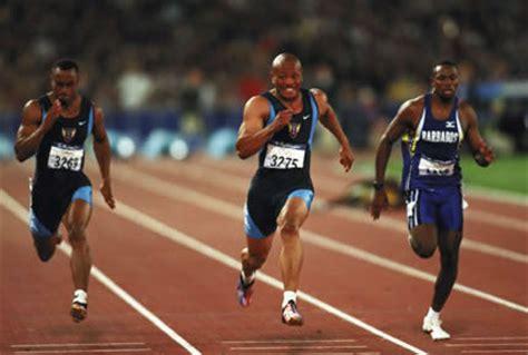 Juegos Olímpicos: corredor