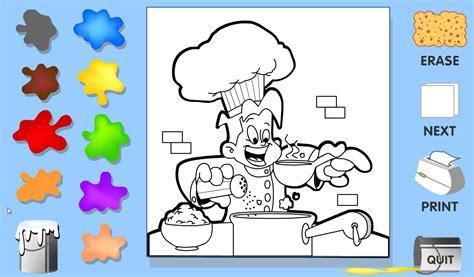 Juegos para colorear | Recurso educativo 43513 - Tiching