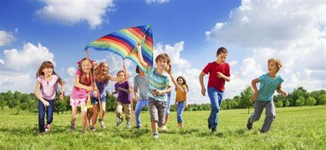 Juegos para niños en verano