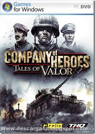 Juegos PC: Company of Heroes: Tales of Valor  PC  Full ...