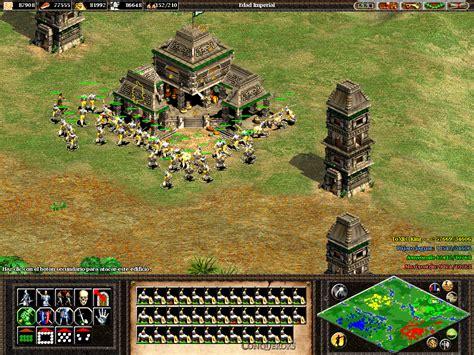 juegos y mas: descargar age of empires 2 mas expansion