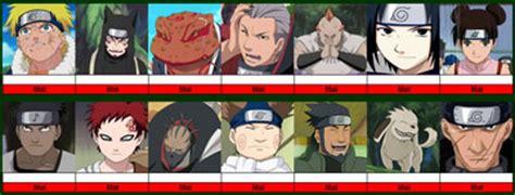 juegosexcel.com • Ver Tema - 126 Personajes de Naruto por ...