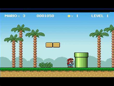 Jugá al Mario Bros original en tu celular ...