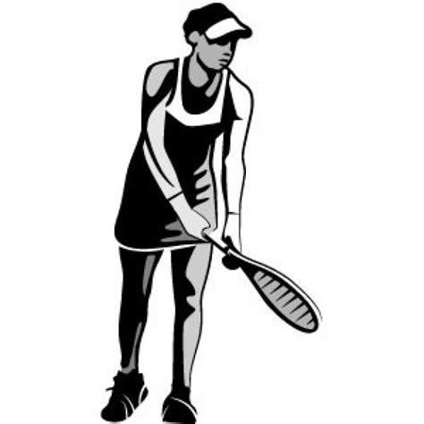Jugador de tenis femenino | Descargar Vectores gratis
