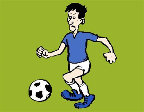 Jugadores de futbol sala para colorear   Imagui