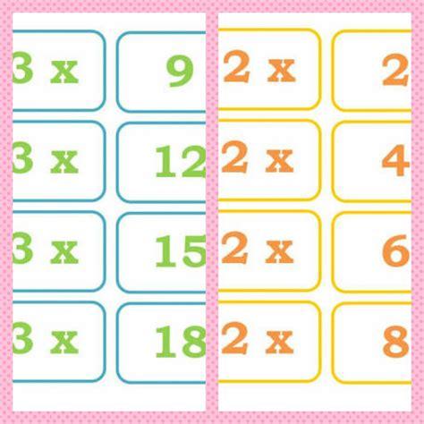 Jugando aprendo las tablas de multiplicar | Material Primaria