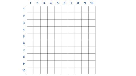 Jugar con las tablas de multiplicar - Matemáticas de primaria