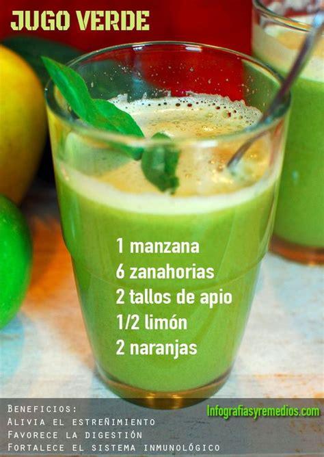 jugo verde para quemar la grasa del abdomen 2 | Decoracion ...