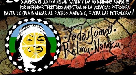 Juicio a mapuches por defender su territorio