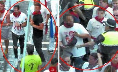 Juicio de La Manada: Los policías que atendieron a la ...