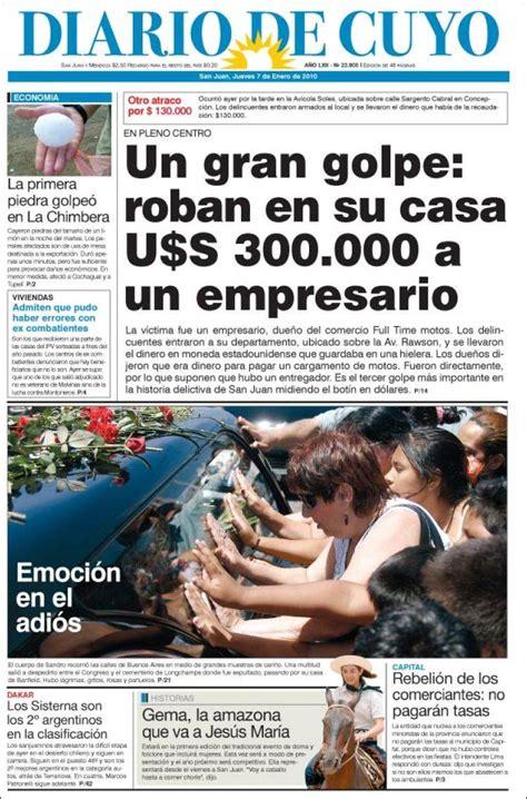 Jujuy Diarios De Argentina - newhairstylesformen2014.com