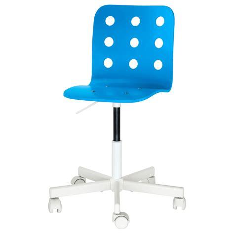 JULES Children s desk chair Blue/white   IKEA