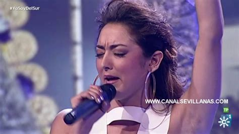 Julia Garrido. Campanitas (Yo soy del Sur. Programa 2 ...