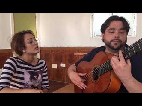 JULIA GARRIDO y MIGUEL MORENO - Al Alba - - YouTube