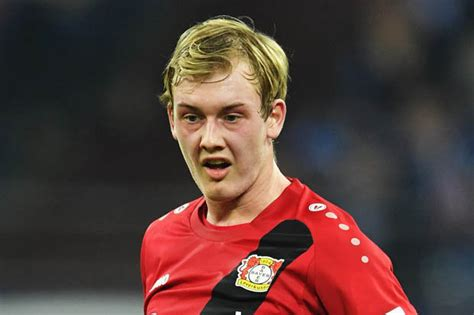 Julian Brandt is being watched by Man United, Arsenal and ...
