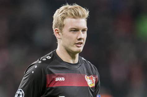 Julian Brandt is wanted by Liverpool boss Jurgen Klopp ...