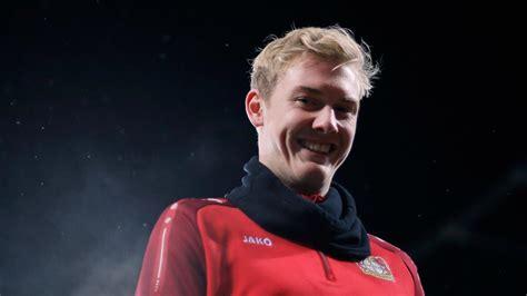 Julian Brandt open to renewing with Bayer Leverkusen - AS.com