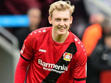 Julian Brandt verlängert bis 2021 bei Bayer Leverkusen ...