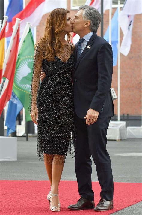 Juliana Awada, i look della moglie di Mauricio Macri  Foto ...