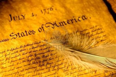 July 4, 1776 – Declaration of Independence - Frontiers of ...
