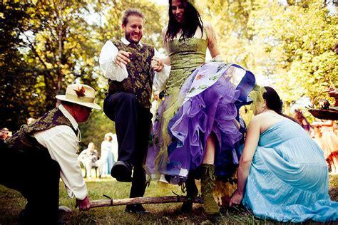 Jumping the Broom: Besom Weddings