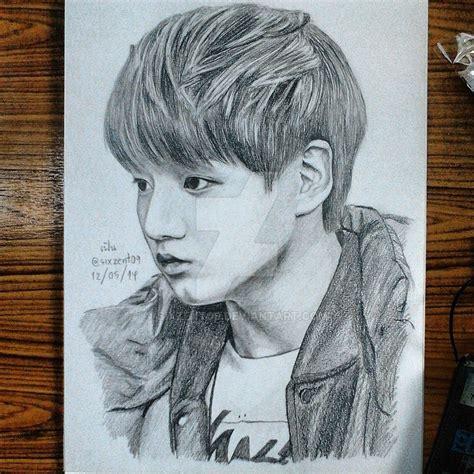 Jungkook BTS by sixzent09 on DeviantArt