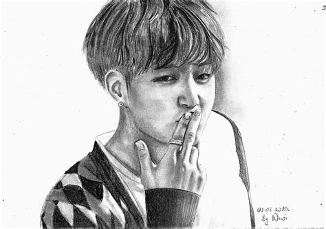 Jungkook [BTS FIRE] by Wiwis1 on DeviantArt