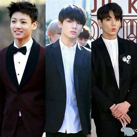 Jungkook in a suit from 2013-2017 | ARMY's Amino