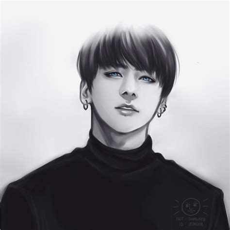 Jungkook (okay I'm so in love with this like wow ...