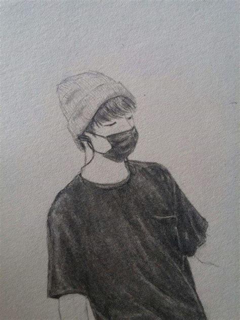 Jungkook style drawing | K-Pop Amino