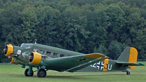 Junkers Ju 52 - Wikipedia, la enciclopedia libre
