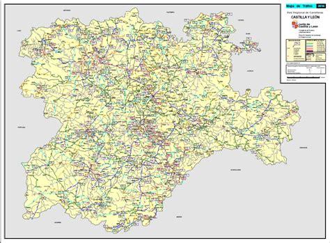 Junta de Castilla y León / Mapas de Tráfico 2016 ...