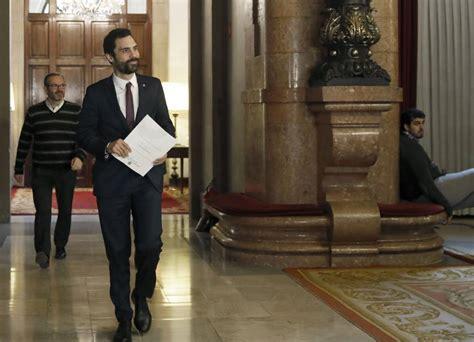 """Junts per Catalunya qualifica de """"frau de llei"""" el recurs ..."""