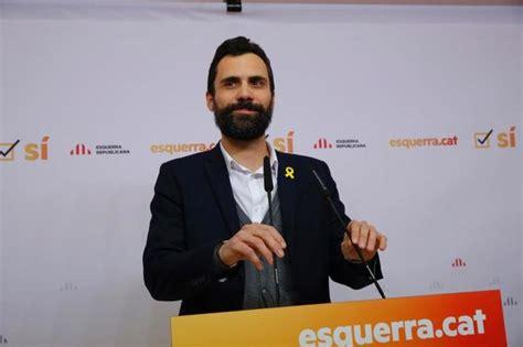Junts per Catalunya y ERC acuerdan que Roger Torrent sea ...