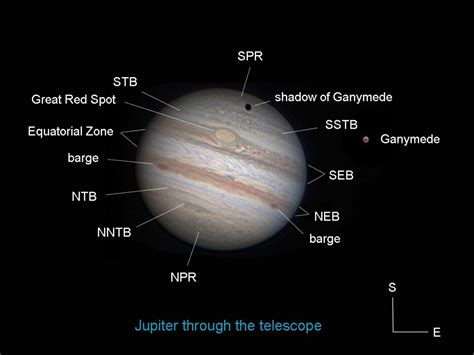 Jupiter Planet Surface Features (page 2) - Pics about space