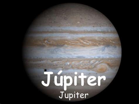 Júpiter presentacion