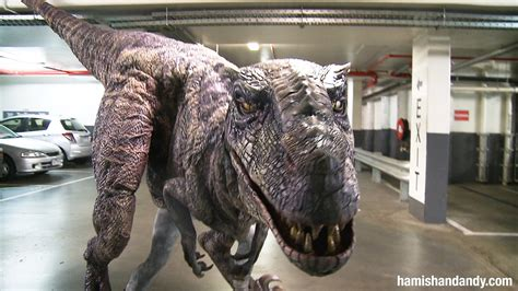 Jurassic Carpark - YouTube