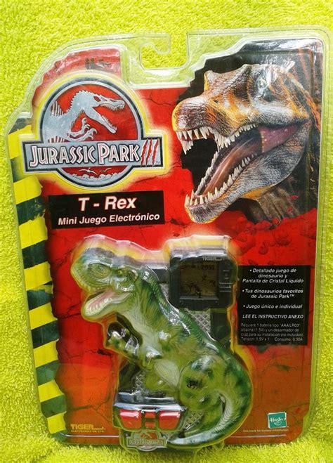 Jurassic Park 2001 T Rex + Video Juego Nvo + Envío Gratis ...