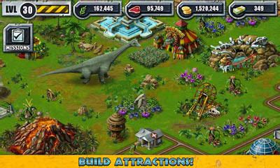 Jurassic Park Builder for Android - Free Download Jurassic ...