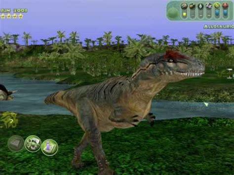 Jurassic Park: Operation Genesis – PS2, XBox, PC | Video ...